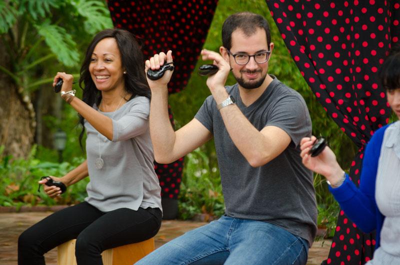 team building flamenco exploramas