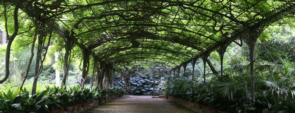 fam trip 1 exploramas jardin la concepcion malaga octubre 2012