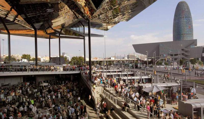 mercado-els-encants-barcelona-eventos-corporativos-exploramas